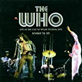The Who The Who Live At The Isle Of Wight Festival 1970