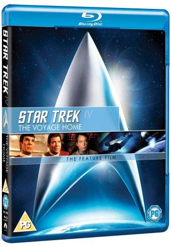 Звездный путь 4: Дорога домой / Star Trek IV: The Voyage Home (1986) BDRip
