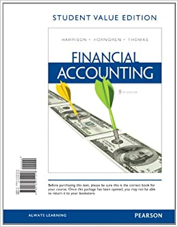 horngren accounting 9th edition pdf