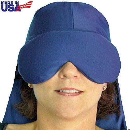 Sinus Pressure & Migraine Relief Cap w/ Flax Seeds & Wheat - Made In America (Migraine Cap compare prices)