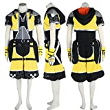 Kingdom Hearts Cosplay Costume – Sora 3nd Yellow XX-Large