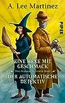 Eine Hexe mit Geschmack  Der automatische Detektiv: Zwei Romane in einem Band