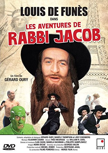 Les Aventures de Rabbi Jacob en streaming