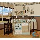 Boutique Brand New Geenny Baby Boy Artist 13pcs Crib Bedding Set