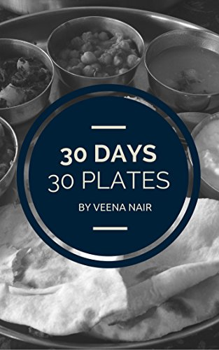 30 days 30 plates: 30 quick and easy recipes
