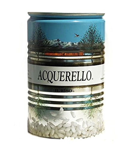 Acquerello Carnaroli Aged Risotto Rice, 17.6 Ounce Can (Pack of 3) цены онлайн