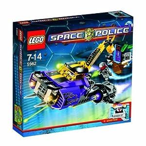 LEGO Space Police - Smash 'n' Grab - 5982 by LEGO