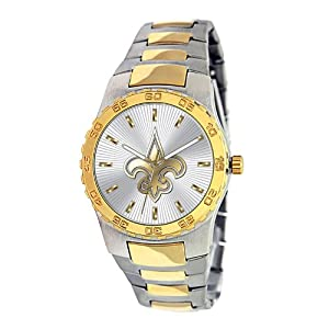 New Orleans Saints Game Time Executive Wrist Watch by Game Time