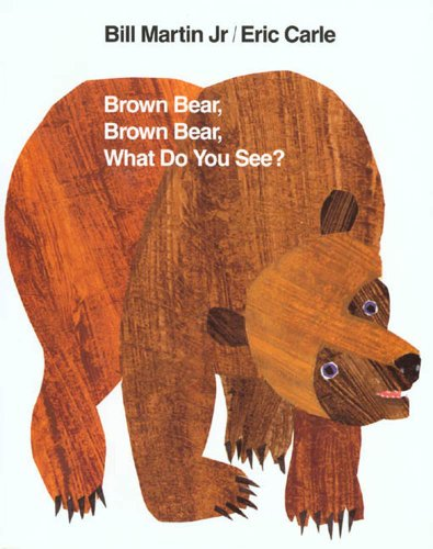 Kids on Fire: Eric Carle's Brown Bear & Friends Picture Book Series
