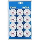 Joola Training - Juego de pelotas de ping pong (12 unidades), color blanco