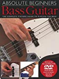 Music Sales Corporation Absolute Beginners - Bass Guitar: Book/DVD Pack