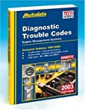 img - for Diagnostic Trouble Codes: Domestic Vehicles, 1992-2002 (Autodata Tech Manual Series) book / textbook / text book