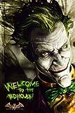 Batman - Arkam Asylum - Joker Poster - 91.5x61cm