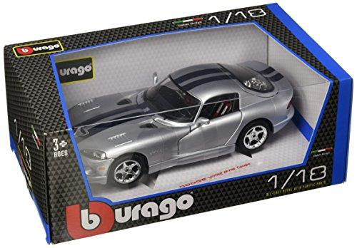 bburago-12041bl-vehicule-miniature-modele-a-lechelle-dodge-viper-gts-echelle-1-18