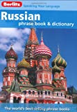 Berlitz: Russian Phrase Book & Dictionary (Berlitz Phrasebooks) Berlitz