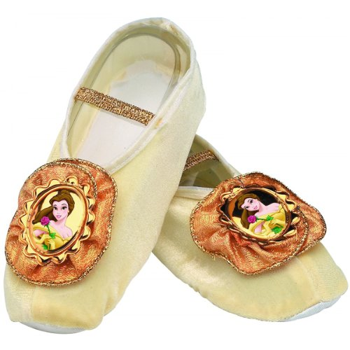 Belle Ballet Slippers Costume