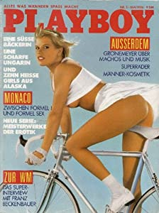 playboy magazin mai 1986 zeitschrift original deutsche ausgabe 5 1986 sherry arnett zita kalmar. Black Bedroom Furniture Sets. Home Design Ideas