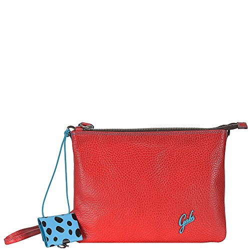 Gabs Beyonce S borsa a tracolla pelle 23 cm red