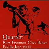 Quartet : Russ Freeman Chet Bakerpar Chet Baker