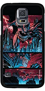 Coveroo Thinshield Cell Phone Case for Samsung Galaxy S5 - Batman Comic Panels at Gotham City Store