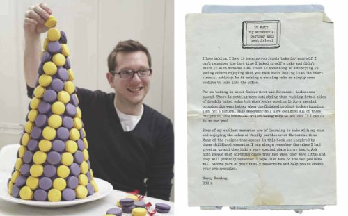 Say it with Cakes: Celebrate with Over 80 Cakes, Puddings, Pies and More from the Original Boy Who Bakes - Winner of BBC2's Great British Bake Off