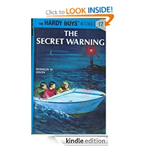 "<strong>Student Reporter Reviews Franklin W. Dixon's <em>The Secret Warning</em> … ""I like it because it has action and mystery, but I have read better books.""</strong>"