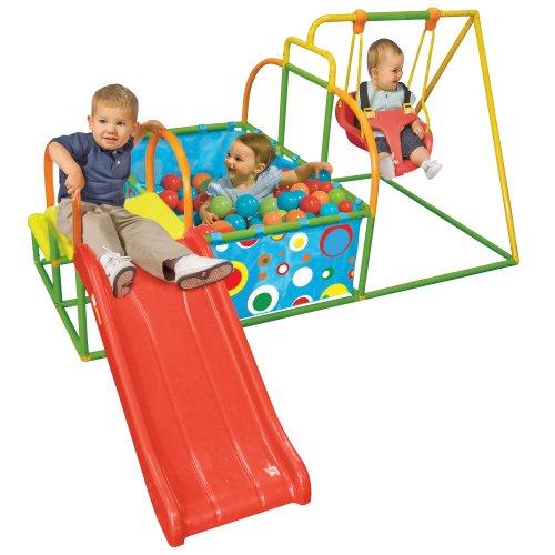 Step 2 Toddler Slide Toddler Swing Set Slide Ball Pit Activity