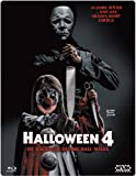 Image de Halloween 4 (Blu-Ray) - uncut - limitiertes 3D Starmetalpak