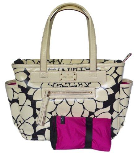 Kate Spade Neptune Avenue Coal Diaper Baby Bag front-1041801