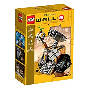 lego 21303 ideas wall e jeux et jouets. Black Bedroom Furniture Sets. Home Design Ideas