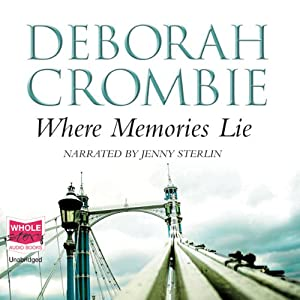 Where Memories Lie Audiobook