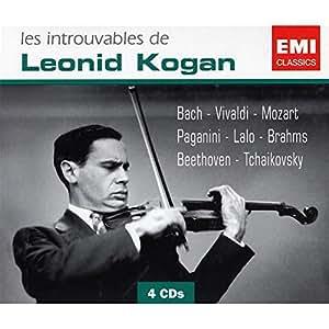 Les Introuvables: Mozart, Vivaldi, Paganini, Brah