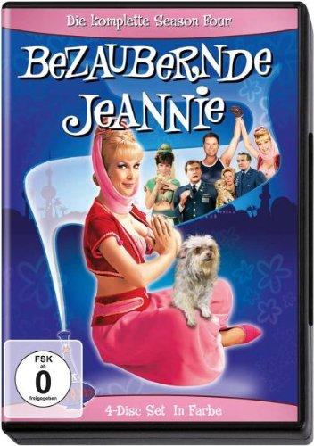 Bezaubernde Jeannie - Die komplette Season Four [4 DVDs]