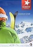 Verbier St Bernard Switzerland.. Large Vintage Ski Poster