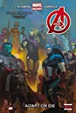 img - for Avengers Volume 5: Adapt or Die (Marvel Now) book / textbook / text book