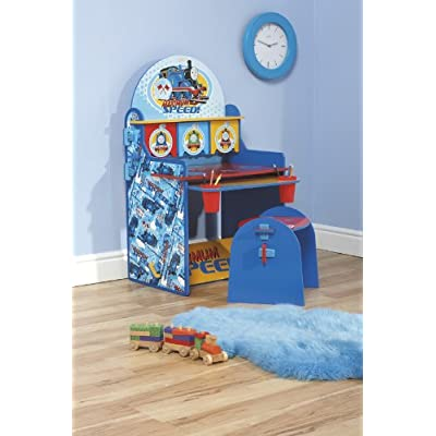Born To Play - Thomas u0026 Friends - T1 Thomas Desk And Stool  sc 1 st  The Boot Kidz & The Boot Kidz | Thomas the Tank Engine Furniture islam-shia.org