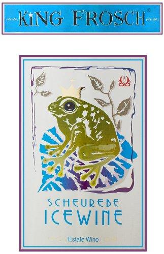 2005 King Frosch Scheurebe Eiswein 375 Ml