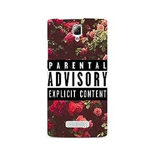 Ebby Explicit Premium Printed Case For Lenovo A2010