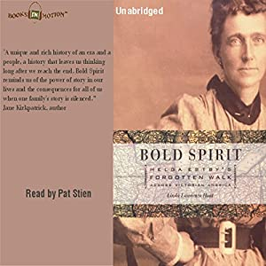Bold Spirit Audiobook