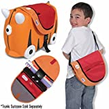 Melissa & Doug Trunki Saddlebag - Orange/Red