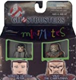 Ghostbusters Minimates Mini Figure 2Pack Ghostbusters 2 World Of The Psychic Peter Vigo The Carpathian
