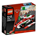 LEGO Cars 2 9478: Francesco Bernoulli