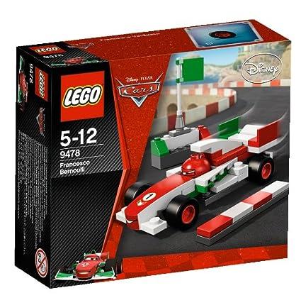 LEGO Cars - 9478 - Jeu de Construction - Francesco