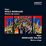 Niger. peuls wodaabe. chants du worso. woodabe fulani. worso songs.