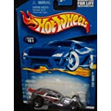 #2001-151 Surf Crate Collectible Collector Car Mattel Hot Wheels 1:64 Scale