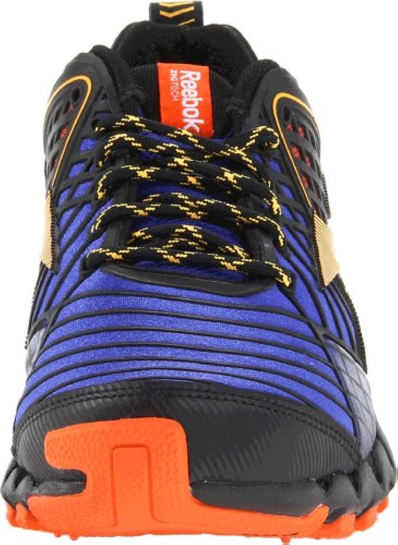 reputable site 2c15b 5f940 ... Reebok Men s ZigWild TR 3 Trail Running Shoe,Blue Move Black Neon  Orange ...