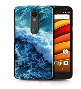 PrintFunny Designer Printed Case For MotorolaMotoXForce