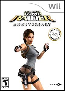 Amazon.com: Tomb Raider Anniversary: Nintendo Wii: Artist
