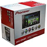 Pioneer AVIC-X940BT In-Dash Navigation AV Receiver with 6.1