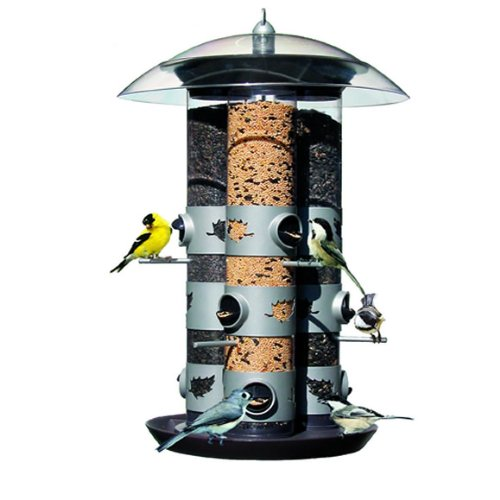 Cheap Birdscapes 329 Triple Tube  2-in-1 Feeder (PP329)
